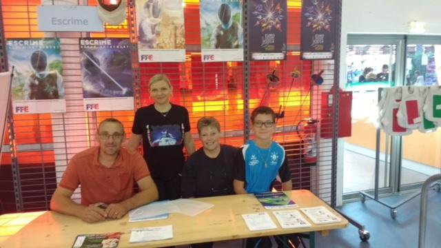 Vitalsport 2018 Escrime Wittenheim