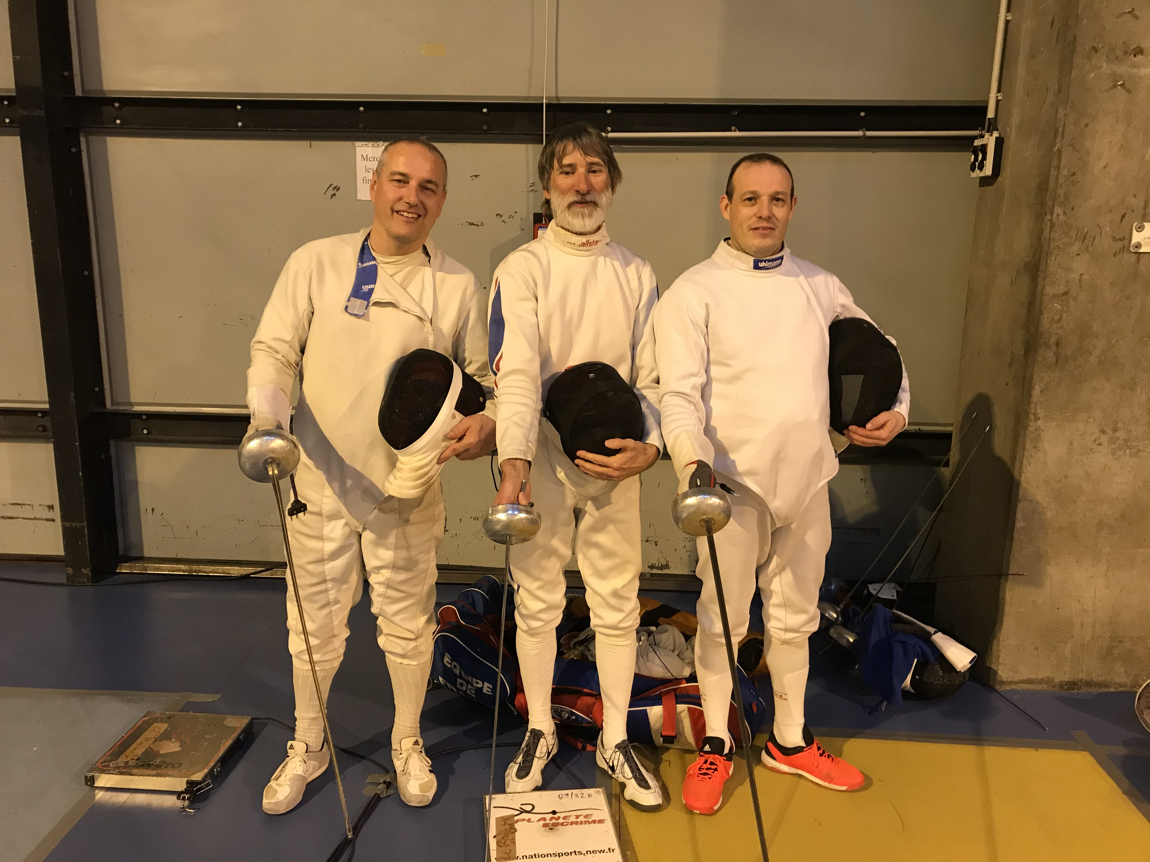 Salle Circuit National de St Maur 2019 Wittenheim